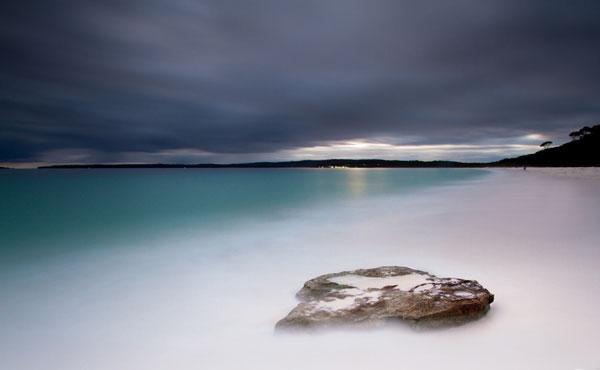 perierga.gr - Η πιο λευκή παραλία στον κόσμο!