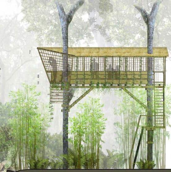 "perierga.gr - Οικολογικές σφαίρες για ""πράσινη"" διαμονή στο δάσος!"