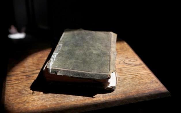 perierga.gr - Το πιο επικίνδυνο βιβλίο στον κόσμο!