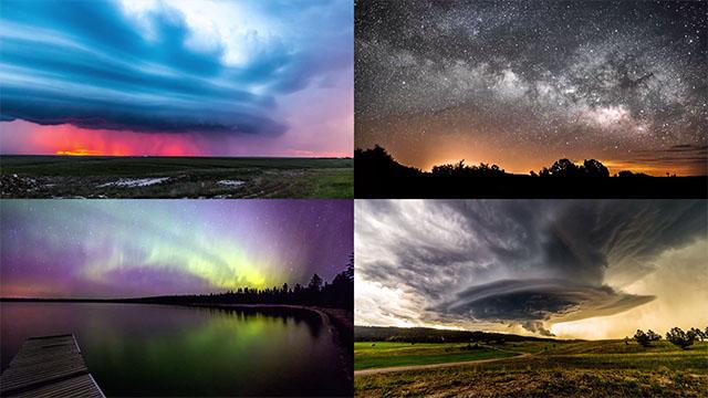 perierga.gr - H ομορφιά του ουρανού σε ένα βίντεο!