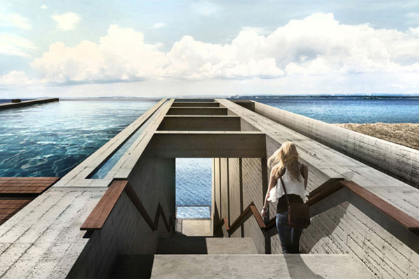 perierga.gr - Σπίτι κάτω από το έδαφος με θέα το Αιγαίο Πέλαγος!