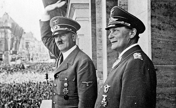 perierga.gr - Τηλεγράφημα προς τον Χίτλερ πωλήθηκε για 50.000 ευρώ!