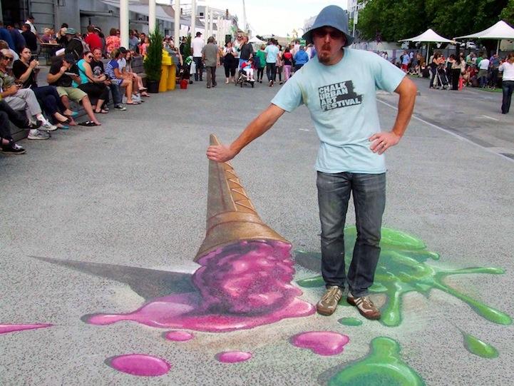 perierga.gr - Τέχνη εμπνευσμένη από τα παγωτά!