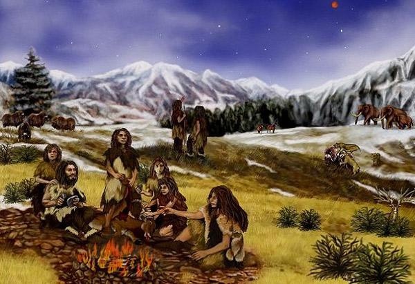 Perierga.gr - Πώς ξεκίνησαν οι πρώτοι άνθρωποι να ψήνουν το κρέας