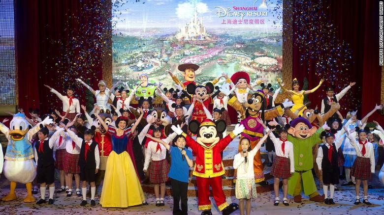 perierga.gr - Nέα τεράστια Disneyland στη Σαγκάη