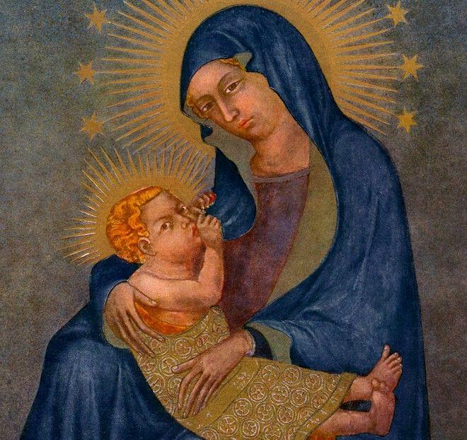 perierga.gr - Γιατί ζωγράφιζαν άσχημα τα μωρά στο Μεσαίωνα;