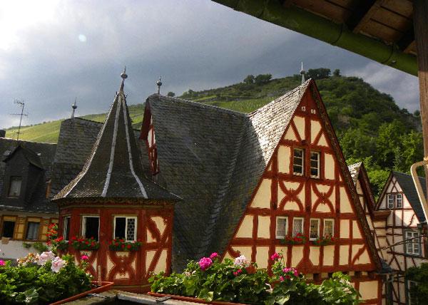 perierga.gr - Bacharach: Ένα στολίδι της γερμανικής επαρχίας!