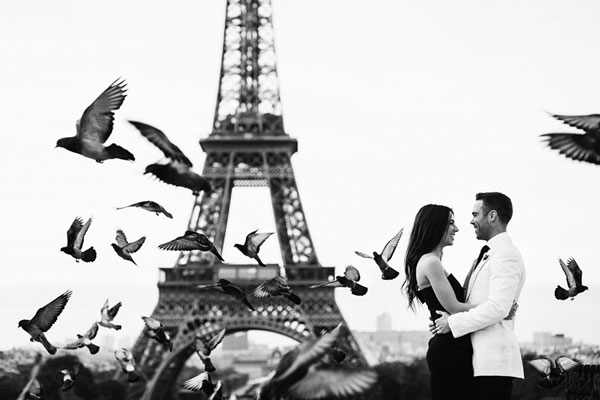 Perierga.gr - Ερωτευμένα ζευγάρια ποζάρουν σε μαγευτικά τοπία!