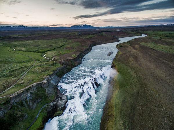 perierga.gr - Η μαγευτική Ισλανδία όπως τη φωτογράφισε ένα drone