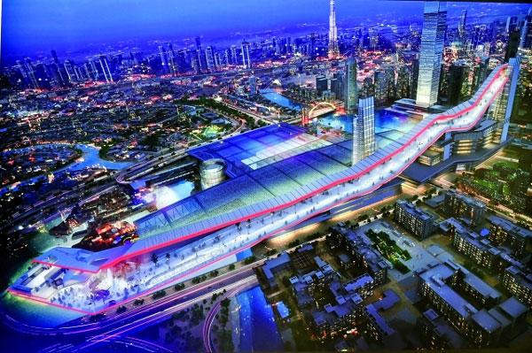perierga.gr - Το Ντουμπάι ετοιμάζεται να σπάσει ξανά τα ρεκόρ Γκίνες!
