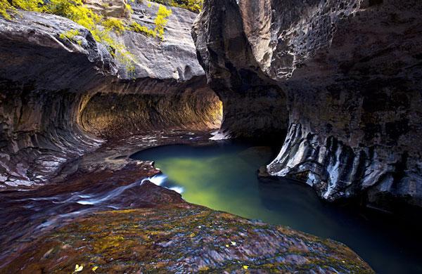 """perierga.gr - To εκπληκτικής ομορφιάς... """"Μετρό"""" της φύσης!"""