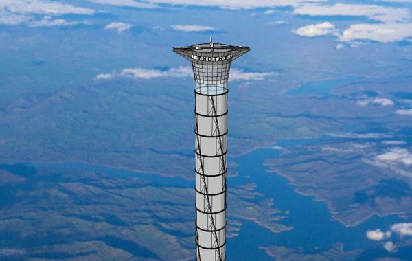 perierga.gr - Ασανσέρ ύψους 20 χιλιομέτρων!