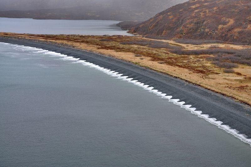 perierga.gr - Η εντυπωσιακή ακτογραμμή της Αλάσκας!