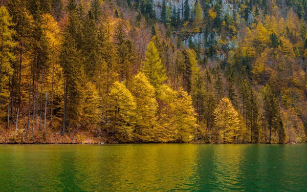 perierga.gr - 10 μέρη στον κόσμο στα χρώματα του φθινοπώρου!