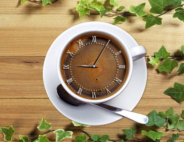 perierga.gr - Ο καφές «αλλάζει ώρα στο βιολογικό ρολόι»!
