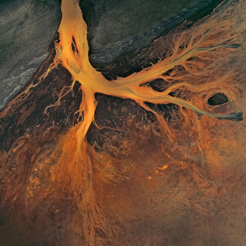 perierga.gr - Το νερό της Γης σε 15 μαγικές εικόνες από ψηλά!