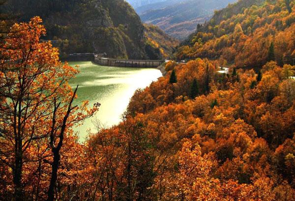 perierga.gr - Το εκπληκτικό φθινόπωρο στην Ελλάδα