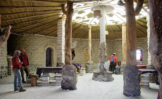 perierga.gr- Ξενοδοχεία φτιαγμένα εξ ολοκλήρου από φυσικά υλικά!