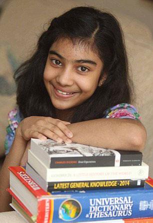 perierga.gr - 12χρονη ξεπέρασε στο IQ τον Αϊνστάιν!