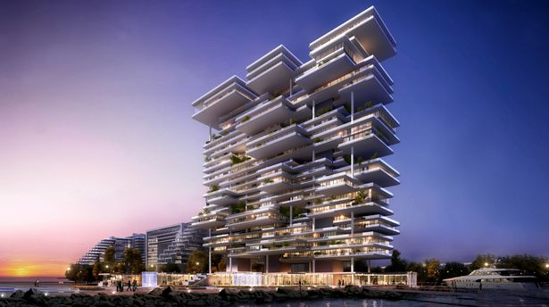 perierga.gr - Πανάκριβο διαμέρισμα στο Ντουμπάι!