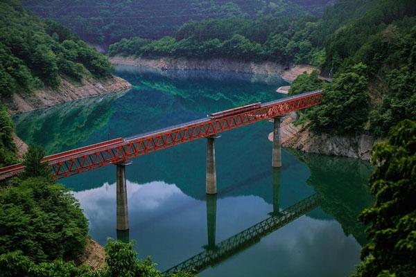perierga.gr - Ειδυλλιακά τοπία της Ιαπωνίας