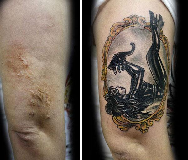 perierga.gr - Δωρεάν τατουάζ για καλό σκοπό!