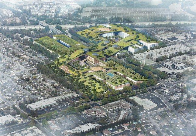 perierga.gr - Η μεγαλύτερη πράσινη στέγη του κόσμου!