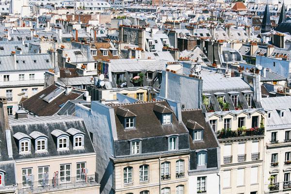 perierga.gr - Οι πανέμορφες ταράτσες του Παρισιού!