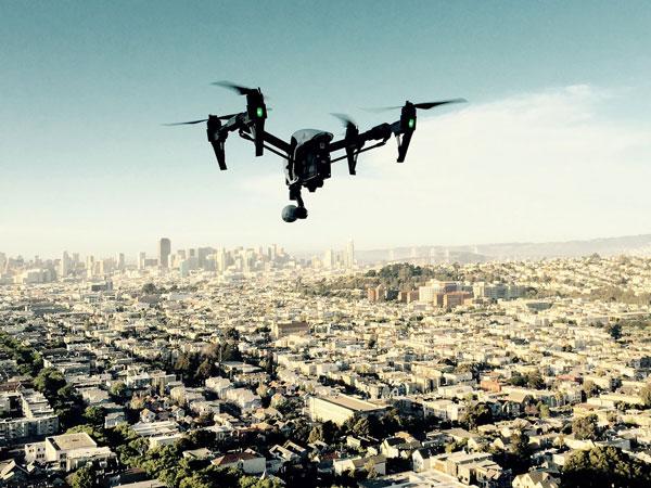 perierga.gr - Η πόλη του μέλλοντος θα επισκευάζεται από drones!