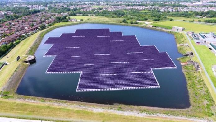 perierga.gr - Το μεγαλύτερο πλωτό φωτοβολταϊκό πάρκο στην Ευρώπη!