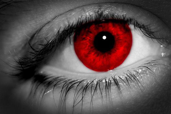 perierga.gr - Πιο όμορφοι και με κόκκινα μάτια οι άνθρωποι σε χίλια χρόνια!