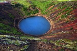 perierga.gr - Kerio Crater: Ο πιο πολυφωτογραφημένος κρατήρας!