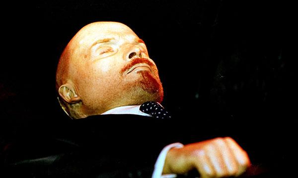 perierga.gr - Πώς ο Λένιν δείχνει τόσο φρέσκος στα 145;