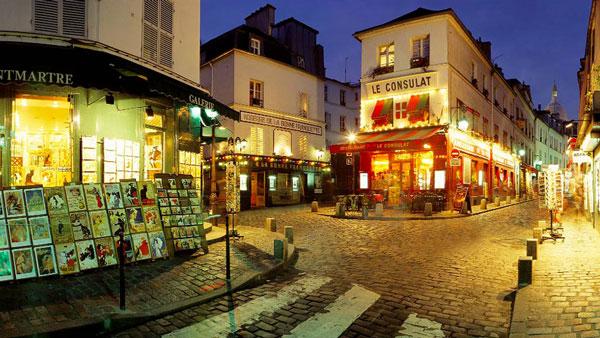 perierga.gr - Μονμάρτη: Η πιο γραφική συνοικία του Παρισιού!