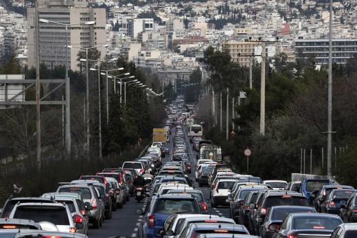 perierga.gr - Απίστευτο μποτιλιάρισμα σε πόλεις του κόσμου!