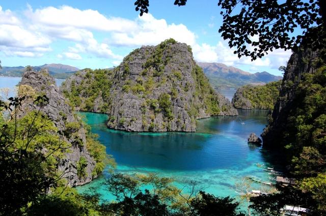 perierga.gr - Μια βόλτα στο Palawan από ψηλά!