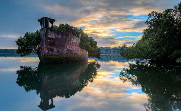 perierga.gr - Εγκαταλειμμένα μέρη στον κόσμο με απόκοσμη ομορφιά!