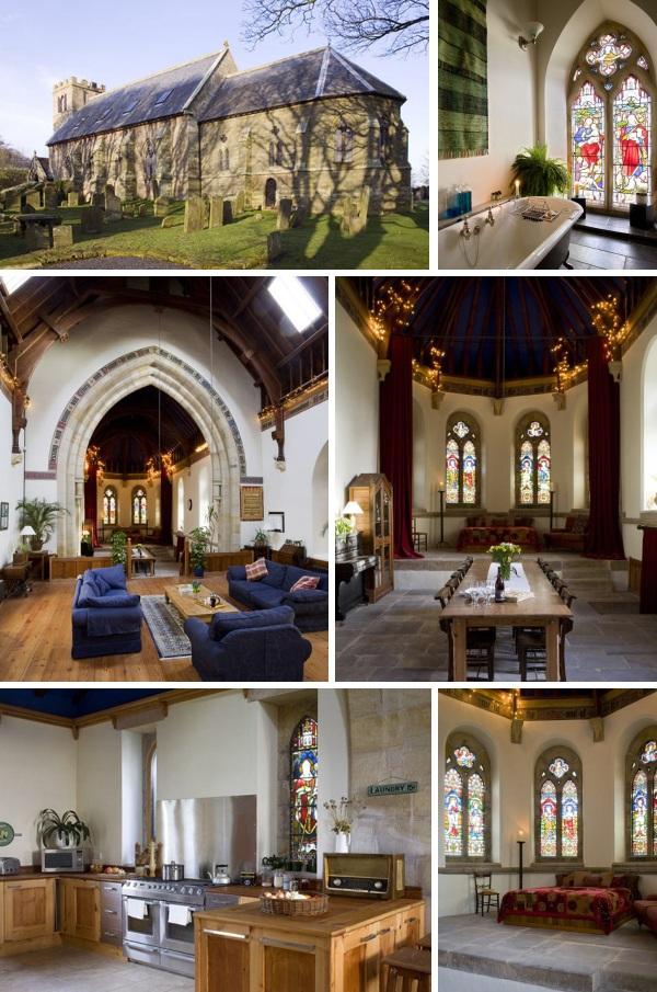perierga.gr - Εκκλησία σε νεκροταφείο μεταμορφώθηκε σε πολυτελή κατοικία!