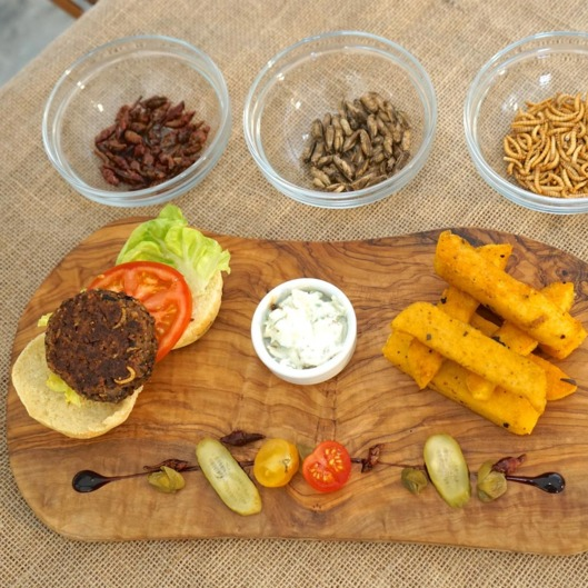 perierga.gr - To πρώτο εστιατόριο με έντομα ανοίγει στη Βρετανία!