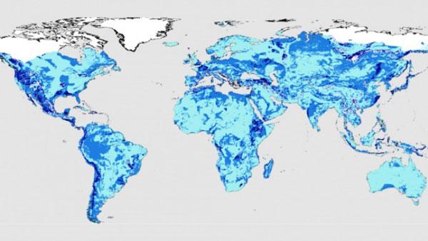 perierga.gr - Το νερό κάτω από την επιφάνεια της Γης φτάνει για να πνίξει τον πλανήτη!