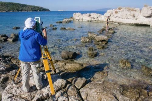perierga.gr - Χαμένο νησί από την αρχαιότητα ανακαλύφθηκε στο Αιγαίο Πέλαγος!