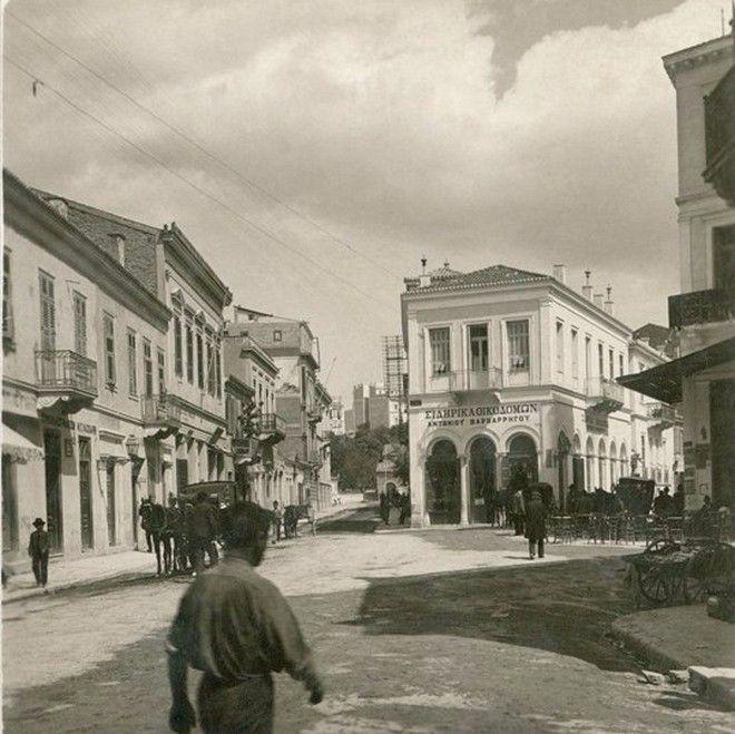 perierga.gr - Σπάνιες φωτογραφίες από μια Αθήνα που δεν υπάρχει πια