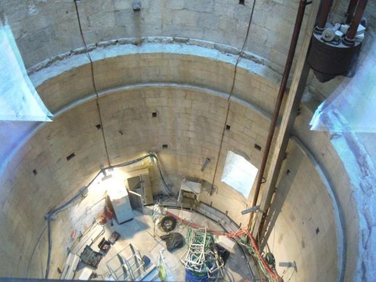 Perierga.gr - Πώς είναι το εσωτερικό του πύργου της Πίζας