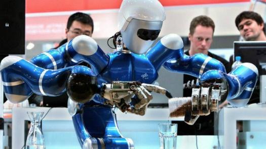 perierga.gr - Έρχονται τα ρομπότ... bartenders!
