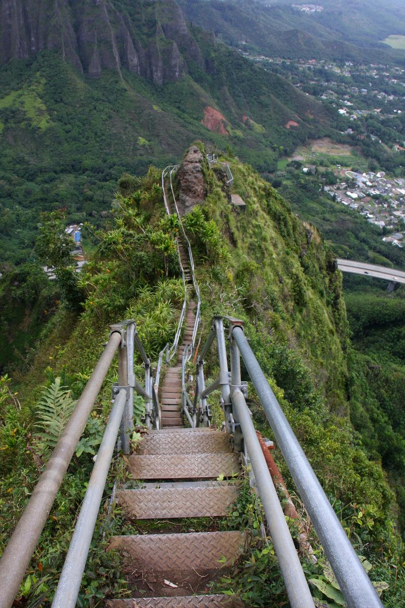 perierga.gr - Σκάλες φτιαγμένες στη φύση!