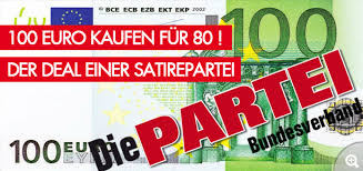 Perierga.gr - Γερμανικό κόμμα πούλησε νομίσματα των 100 ευρώ για 80 και... έβγαλε και κέρδος!!!