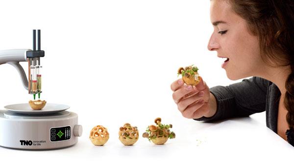 perierga.gr - Πώς θα είναι το φαγητό του μέλλοντος;
