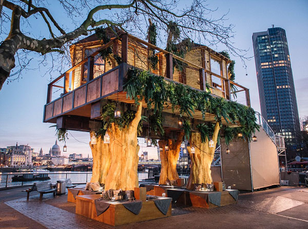 perierga.gr - Εμπειρία σαφάρι στο κέντρο του Λονδίνου!