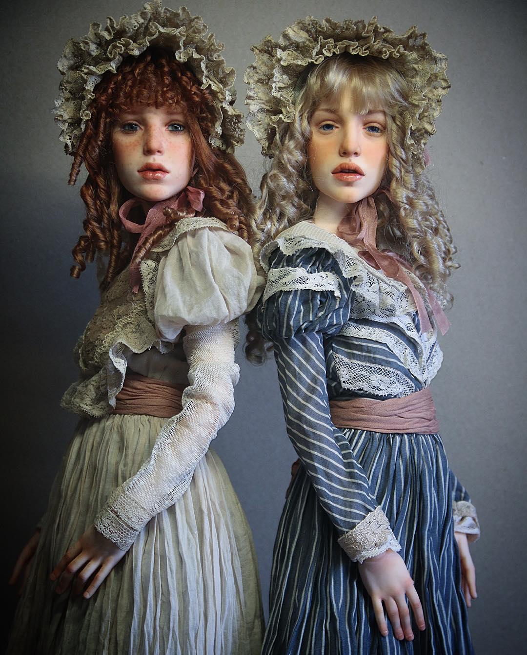 perierga.gr - Ρεαλιστικές κούκλες εκπλήσσουν!