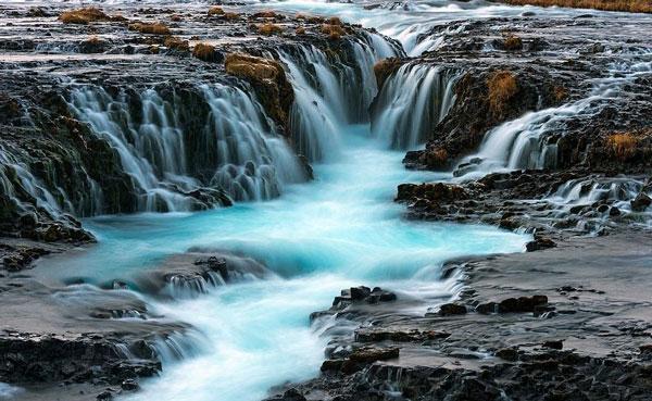 perierga.gr - Οι ωραιότεροι καταρράκτες της Ισλανδίας!